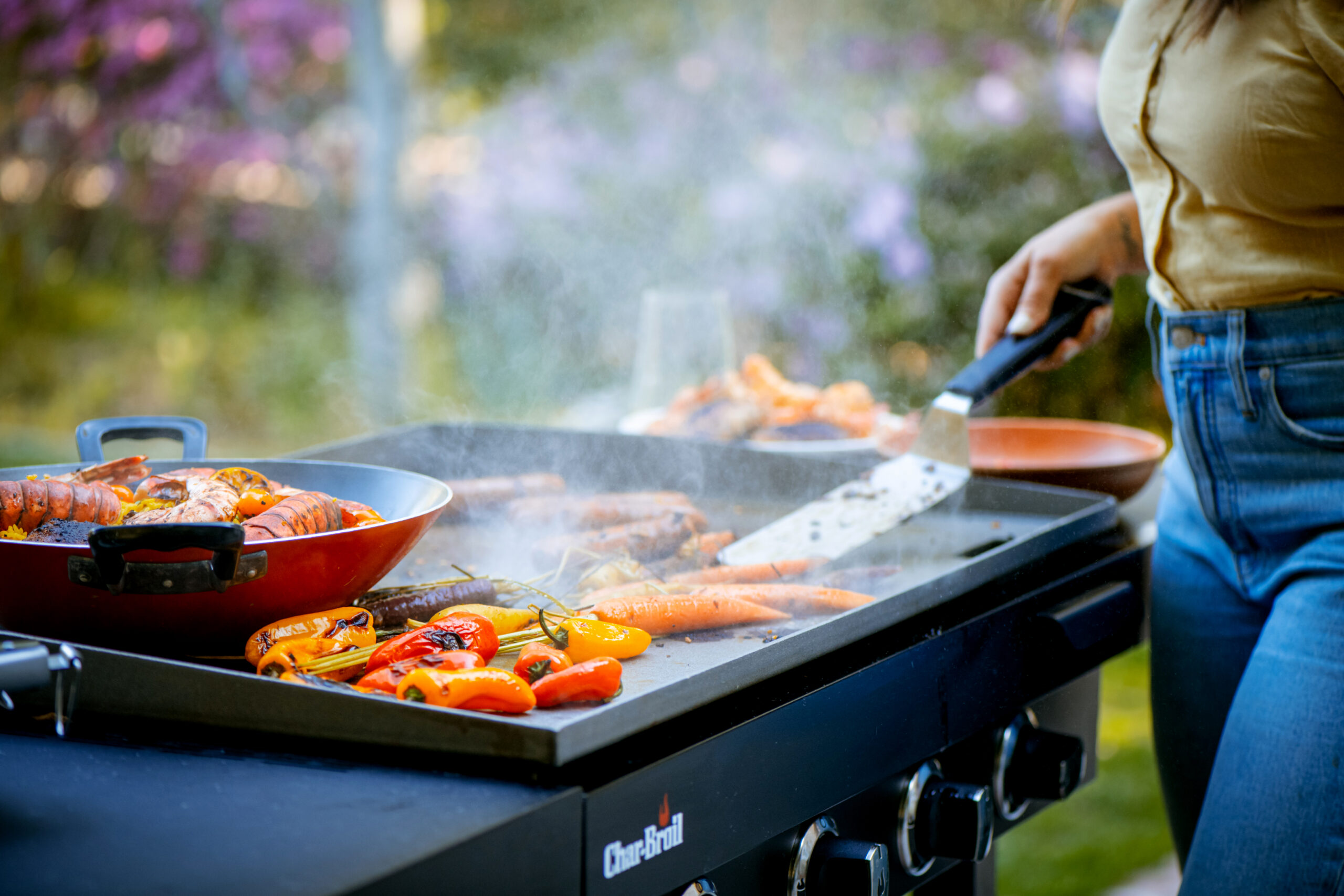 Char broil grills
